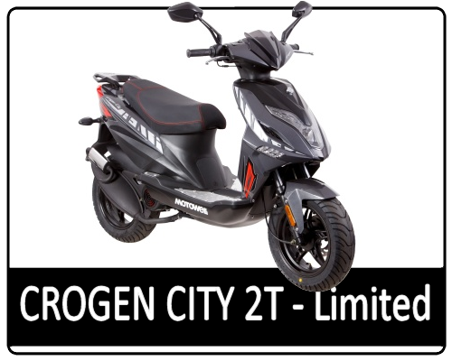 Motowell Crogen City 2T Limited