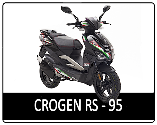 Motowell Crogen RS 95 Hungarian Flag