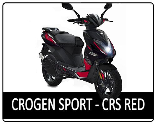 Motowell Crogen Sport - CRS Red