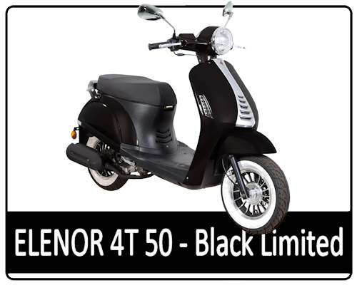 Motowell Elenor Limited Black