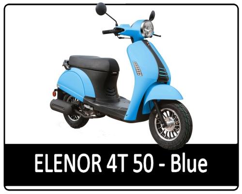 Motowell Elenor kék