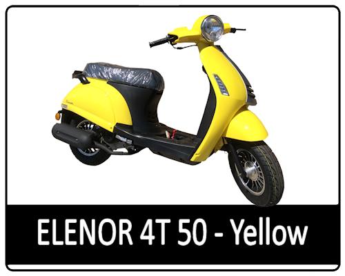 Motowell Elenor sárga