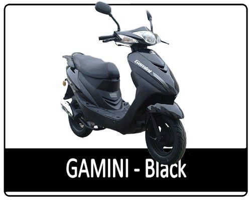 Motowell Gamini Black