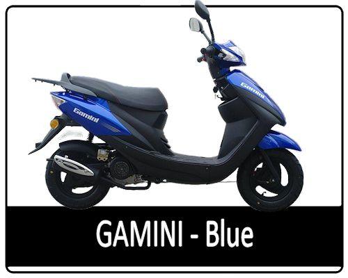 Motowell Gamini Blue