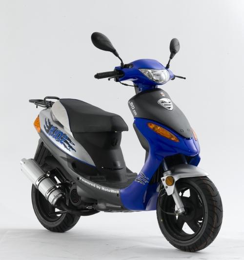 Motowell KID2 - Kék