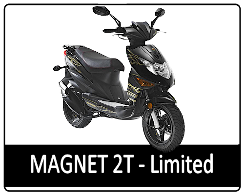 Motowell Magnet 2T Limited Edition
