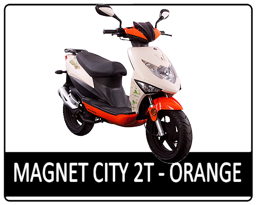 Motowell Magnet City 2T Orange