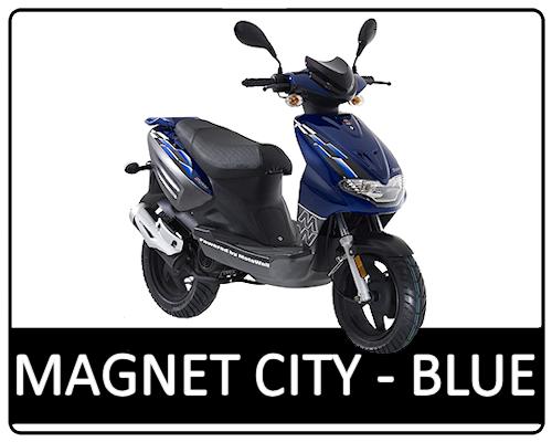 Motowell Magnet City 2006-2010 alkatrészek