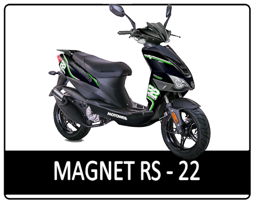 Motowell Magnet RS 22