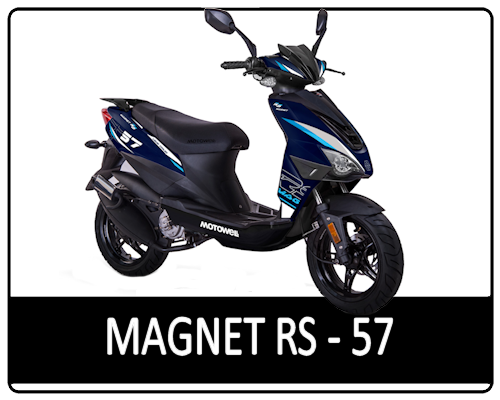 Motowell Magnet RS 57