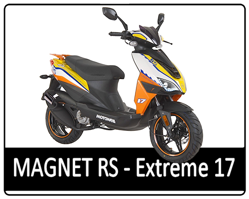 Motowell Magnet RS Extreme 17