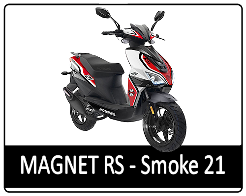Motowell Magnet RS 21