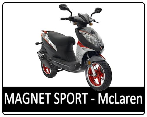 Motowell Magnet Sport - McLaren