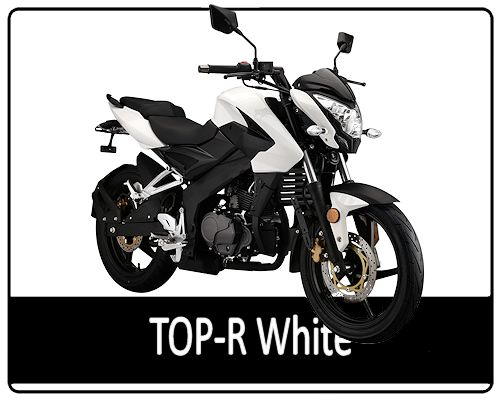 Motowell TOP-R White