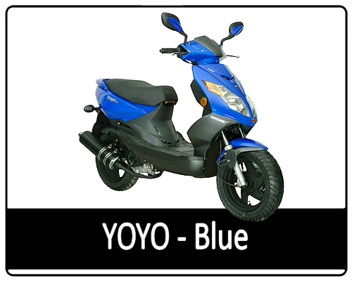 Motowell Yoyo Blue