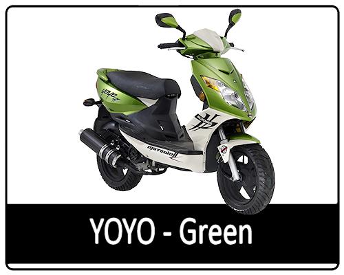 Motowell Yoyo Green