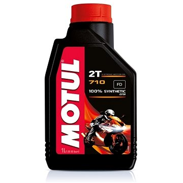OLAJ - 2T - MOTUL - 710 FULL SYNTHETIC - 1 LITER